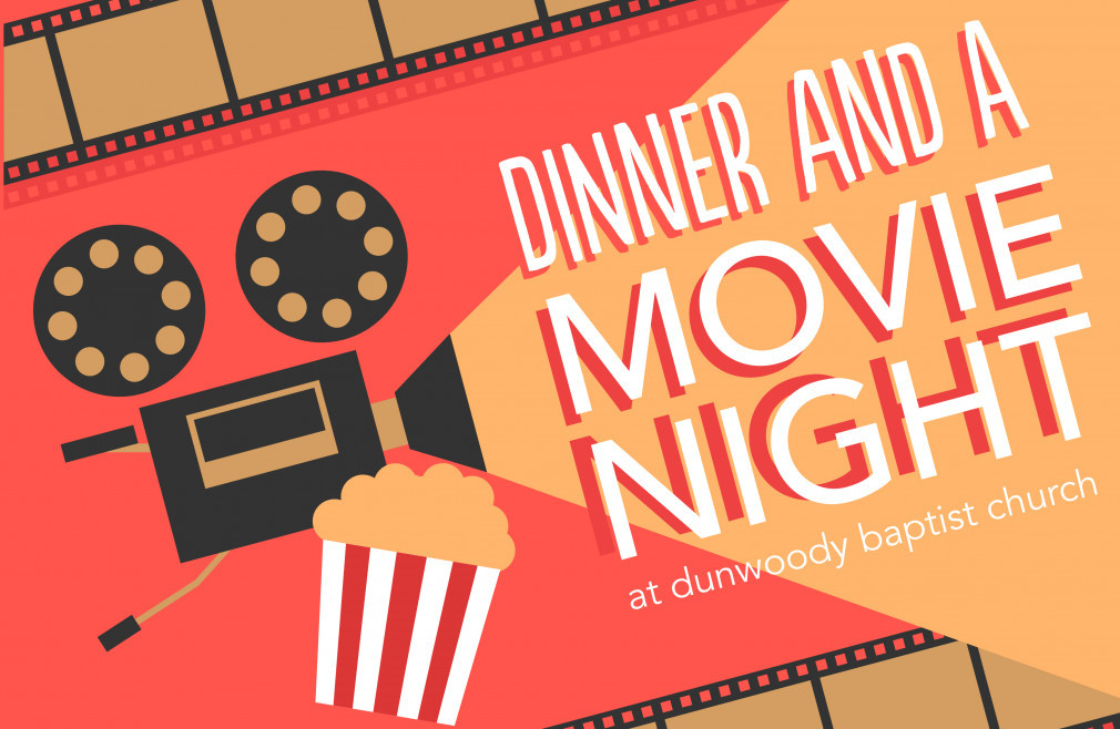 Children's Dinner and a Movie Night